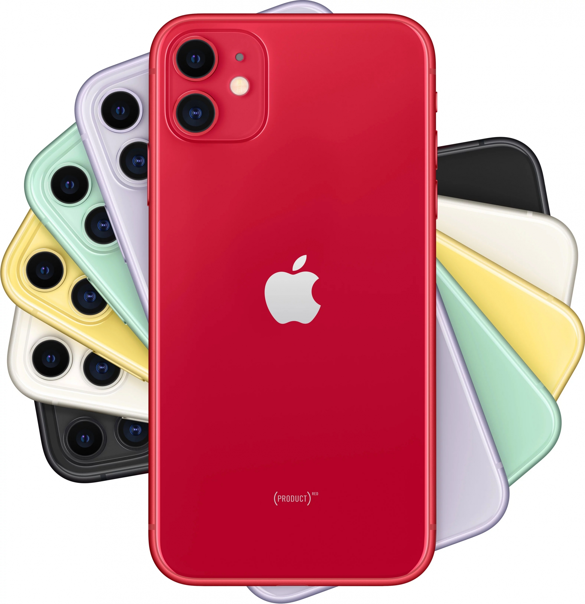 Смартфон Apple iPhone 11 64Gb (PRODUCT) RED