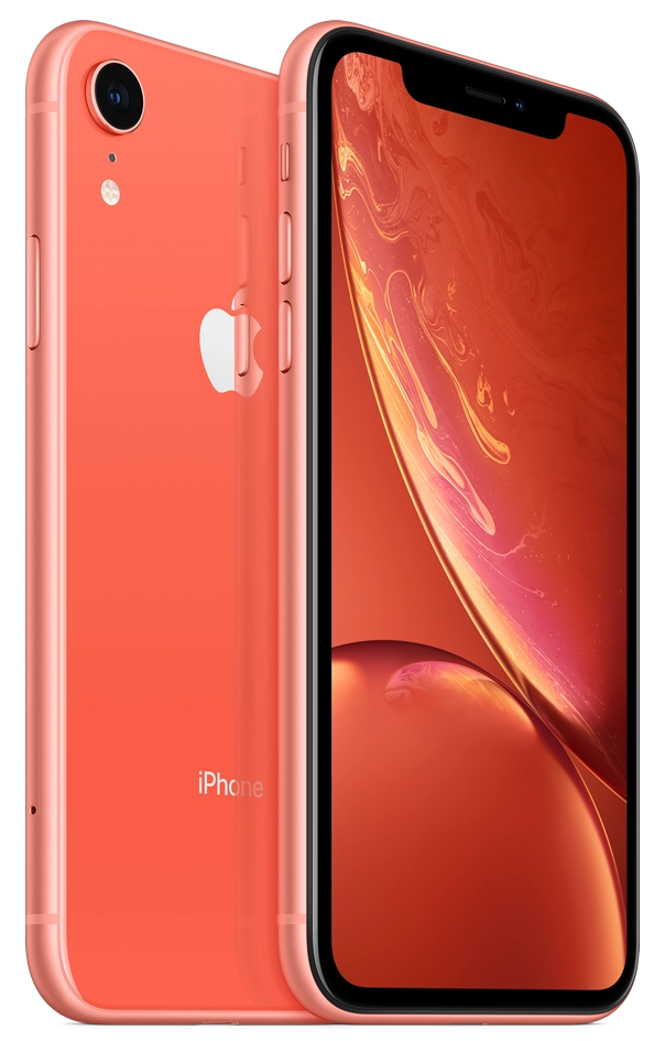 Смартфон Apple iPhone XR 64Gb Coral (MH6R3RU/A) Новая комплектация
