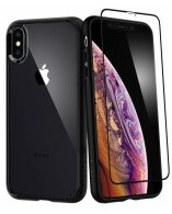 Чехол Spigen Ultra Hybrid 360 для iPhone XS Max, Black
