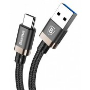 Кабель Baseus Golden Belt Type-C USB 3.0, Black/Gold