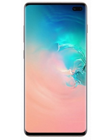 Смартфон Samsung Galaxy S10+ (Ceramic) 1Tb Белая Керамика (SM-G975FC)