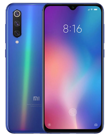 Смартфон XiaoMi Mi9 SE 6/128Gb Ocean Blue Global Version