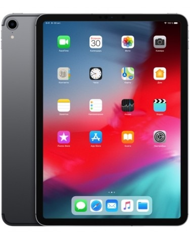 "Apple iPad Pro 11"" Wi-Fi 256Gb Space Gray (MTXQ2)"