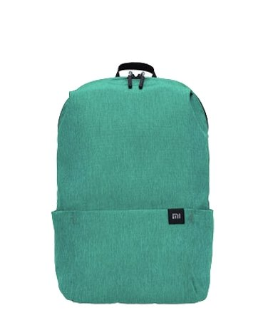 Рюкзак XiaoMi Mi Colorful Small Backpack, зелёный