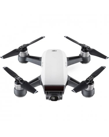 Квадрокоптер DJI SPARK Fly More Combo Alpine White