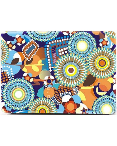 Накладка i-Blason Cover для MacBook Pro 13 Retina (Colorful Flower)