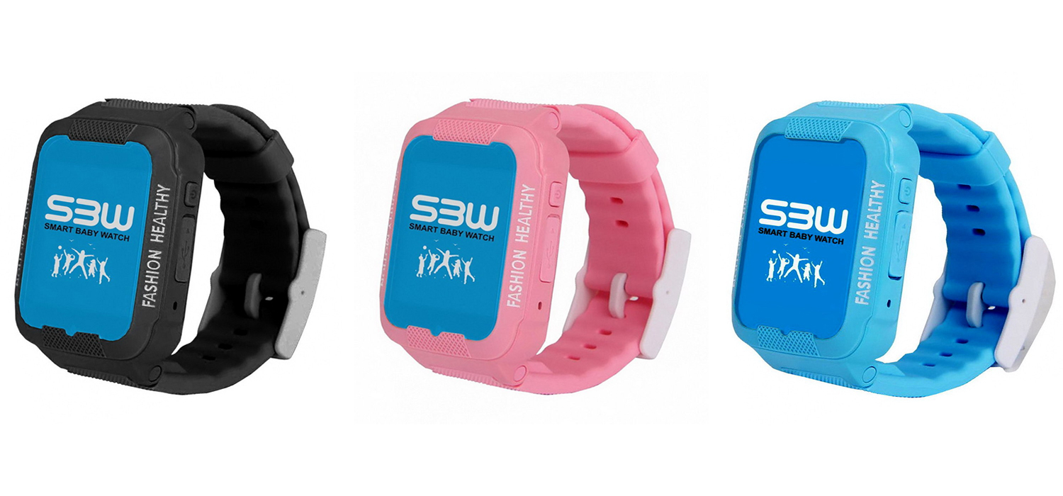 Smart Baby Watch SBW KID