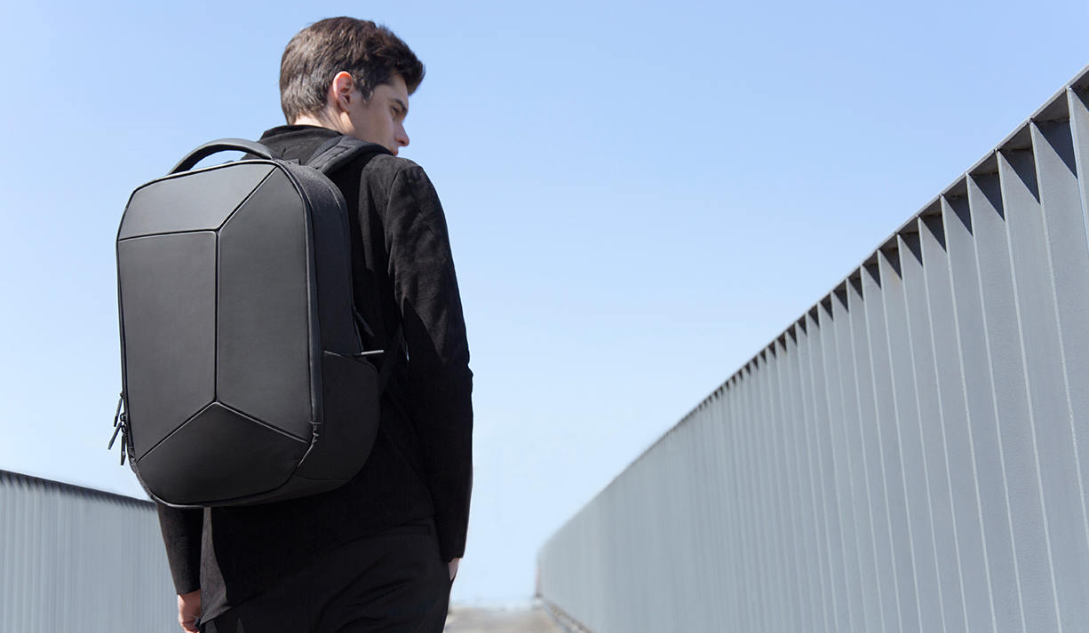 XiaoMi Mi Geek Backpack Black