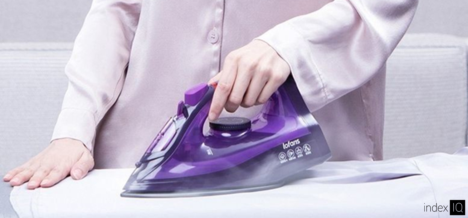Беспроводной утюг XiaoMi Murphy Cordless Steam Iron