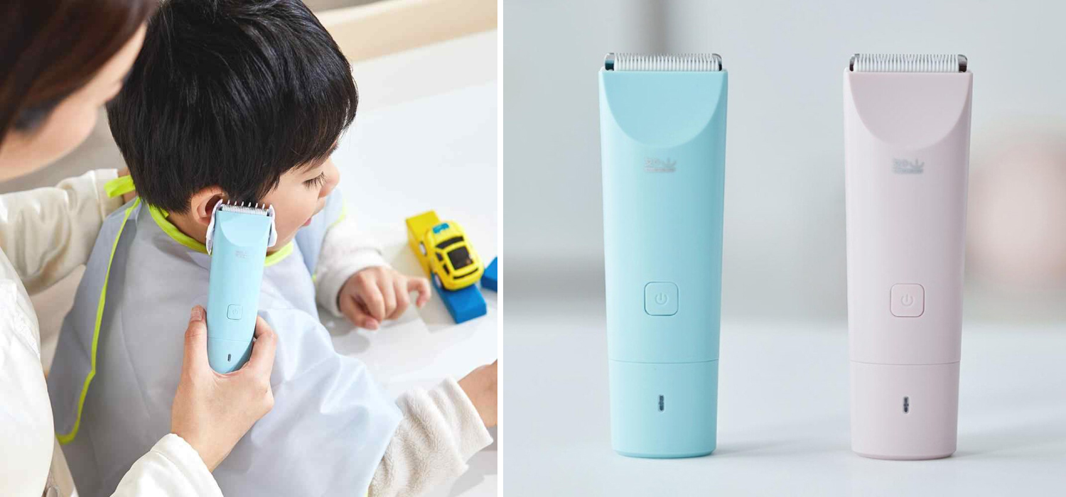 XiaoMi Mijia lusn Mute Baby Electric Hair Clipper Trimmer